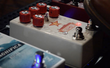 Walsh Guitars Kavod & Fox Pedals Refinery / Defector Demo