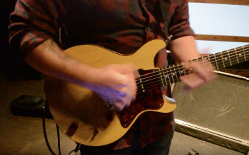 Walsh Guitars Elyon JR Demo and Noodling