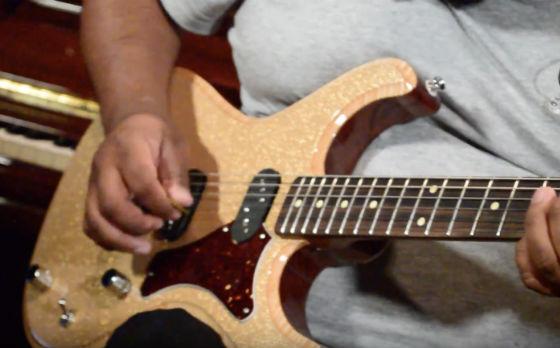 Walsh Guitars Minha prototype demo