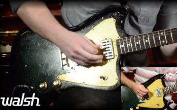 Walsh Guitars Nesher Demo