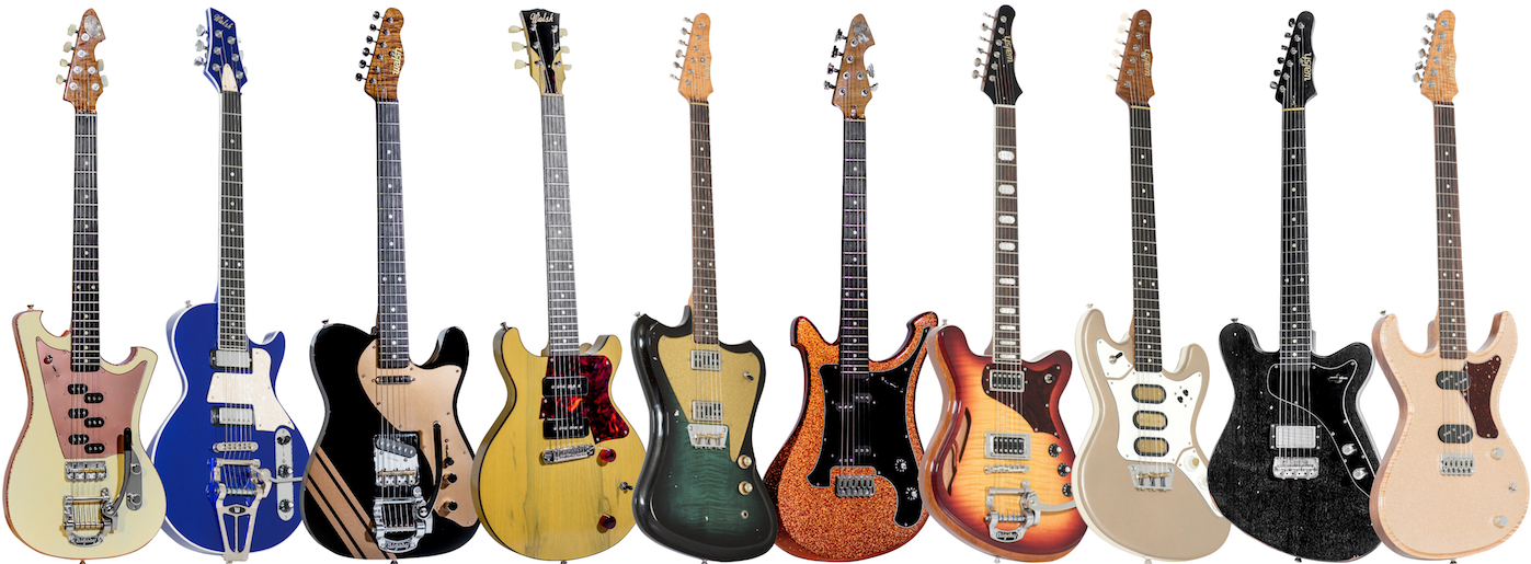 Walsh Guitars